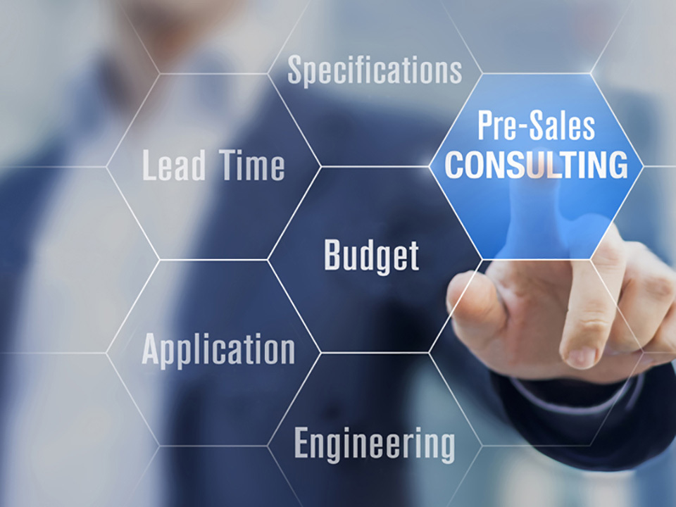 Njm Pre Sales Consulting Service English