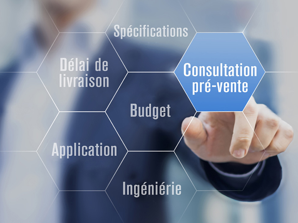 Njm Pre Sales Consulting Service French