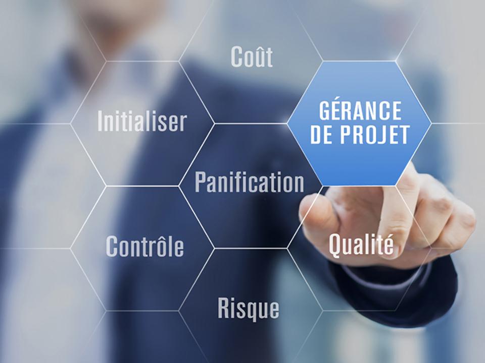 Njm Project Management Service French