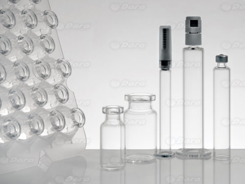 Nested Syringes, Cartridges & Vials  thumbnail