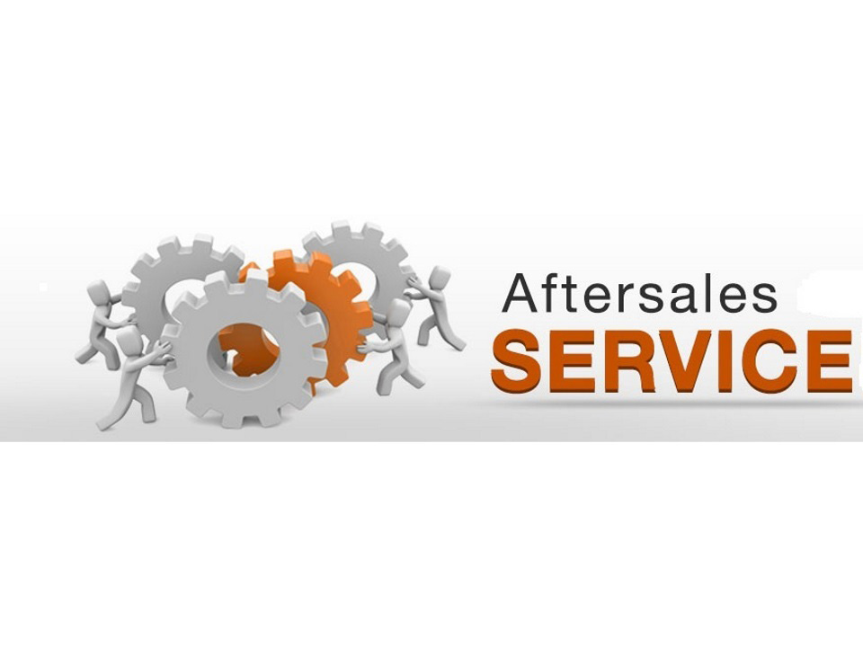 After Sales Technical Service