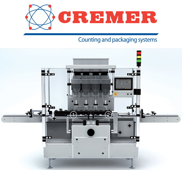 Cremer Tablet Counters