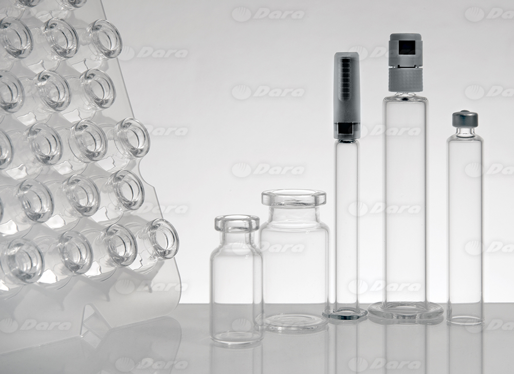 Nested Syringes, Cartridges & Vials - Liquid Filling & Closing Systems
